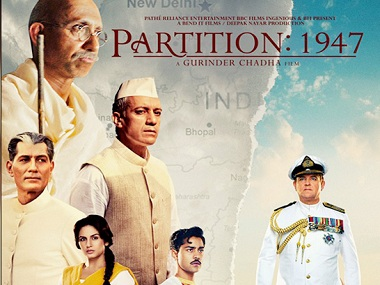 Partition: 1947 movie review - Gurinder Chadha's film is reminiscent of a superficial Downton Abbey