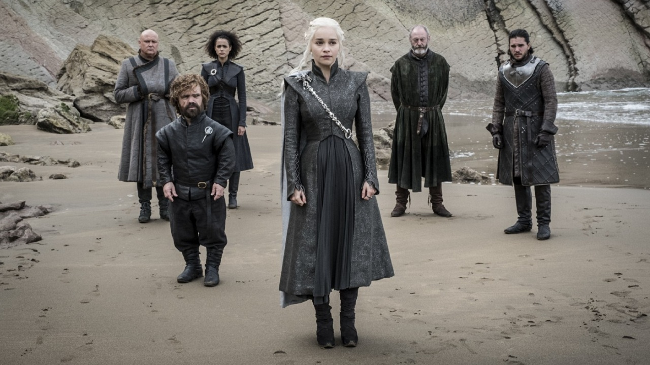 GameOfThronesEve Twitterati gear up for final season of HBOs epic fantasy series