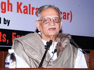 Gulzar says his novel on Partition has 'stories of how life planted refugees all over the world'