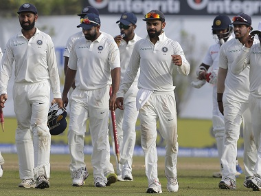 India vs Sri Lanka: Virat Kohli and Co's success owes a great deal to team's willingness to pull together