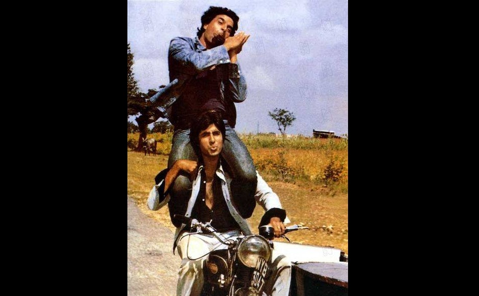 Friendship Day: From Jai-Veeru to Munna-Circuit, Bollywood's most iconic friends