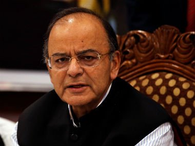 Demonetisation Large bank deposits post note ban ends anonymity of cash says Arun Jaitley