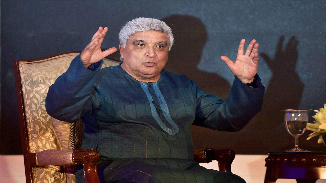 File image of Javed Akhtar