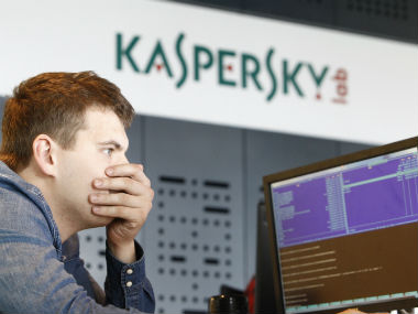 Kaspersky is launching a campaign about internet security in APAC. Reuters.