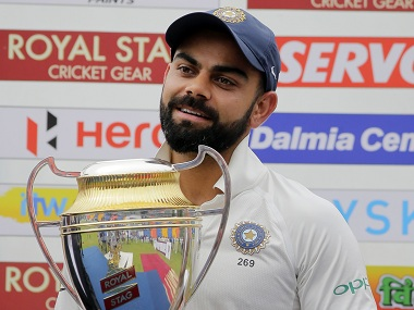 India vs Sri Lanka: Ease with which Virat Kohli's team swept series underlines hosts' complete lack of fight