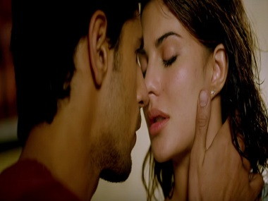 A Gentleman Laagi Na Choote song underlines Sidharth Malhotra Jacqueline Fernandezs chemistry