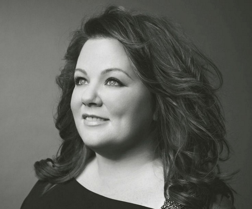 Melissa McCarthy. Image from Twitter.
