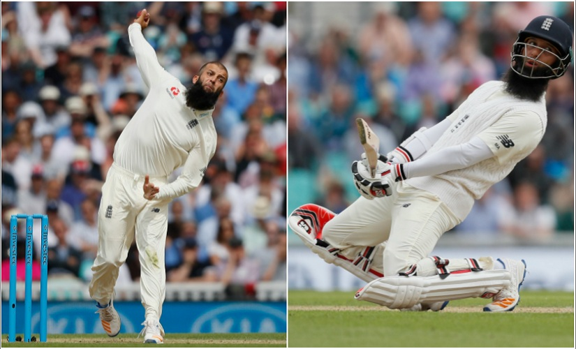 File images of Moeen Ali. AP