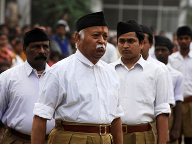 RSS expansion plan in Bihar Swayamsevaks to apprise every rural household of budget initiatives within six months