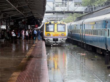 IMD predicts heavy to very heavy showers in Mumbai Goa in next 24 hours railways says nothing to fear
