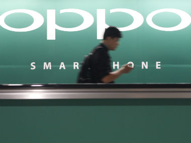 Oppo. Reuters.
