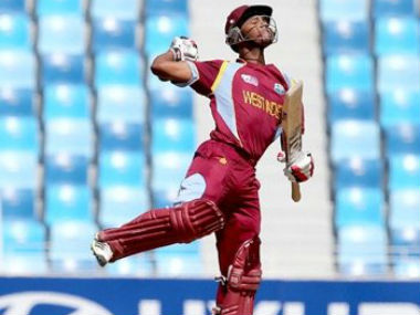 Nicholas Pooran interview: Young Windies 'keeper-batsman on 10-month ban, IPL experience and competition