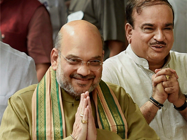Amit Shah says BJP has ended dynasty caste appeasement politics in India