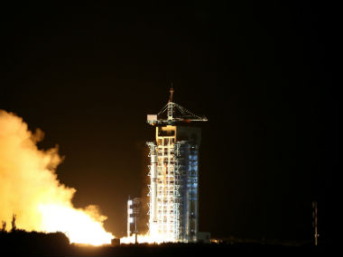 China launched world's first quantum satellite. Reuters.