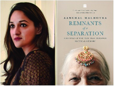 Remnants of a Separation: Revisiting Partition through objects migrants carried across the border