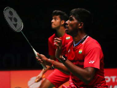 World Badminton Championships 2017: Young guns Satwiksairaj Rankireddy, Chirag Shetty carry doubles hope