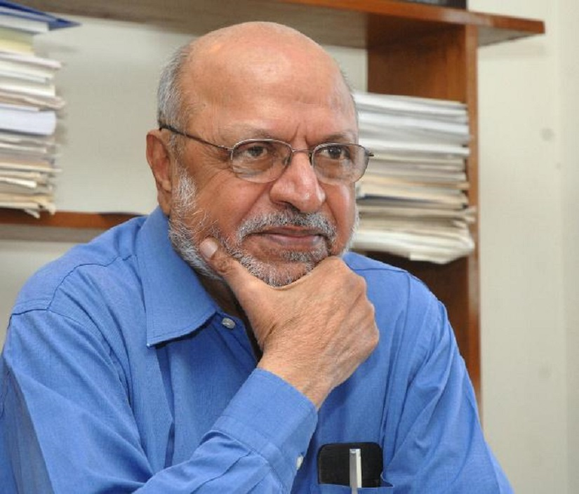 Shyam Benegal. Image from Facebook