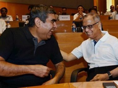 Vishal Sikka resigns: Infosys board says Narayana Murthy's 'continuous assault' was primary reason for exit