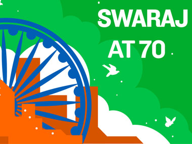 Swaraj at 70 Part 2: Not being able to disagree without causing upheaval is dangerous, says Sushobha Barve
