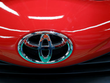 Toyota is a part of the consortium to bring big data in connected cars. Reuters.