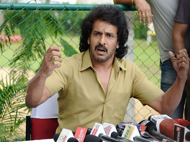 Kannada actor Upendra to enter politics, start new party in order to create 'Swachh government'