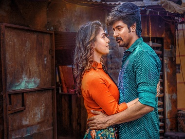 At Velaikkaran audio launch, Sivakarthikeyan vows not to 'endorse brands and act in ads henceforth'