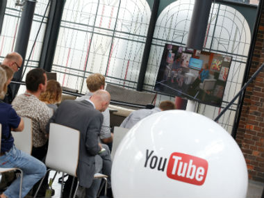 YouTube. Reuters.