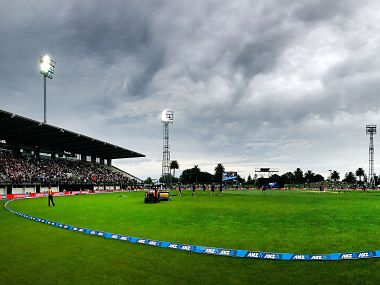 New Zealand's 2nd ODI against England in February moved out of McLean Park due to turfing repairs