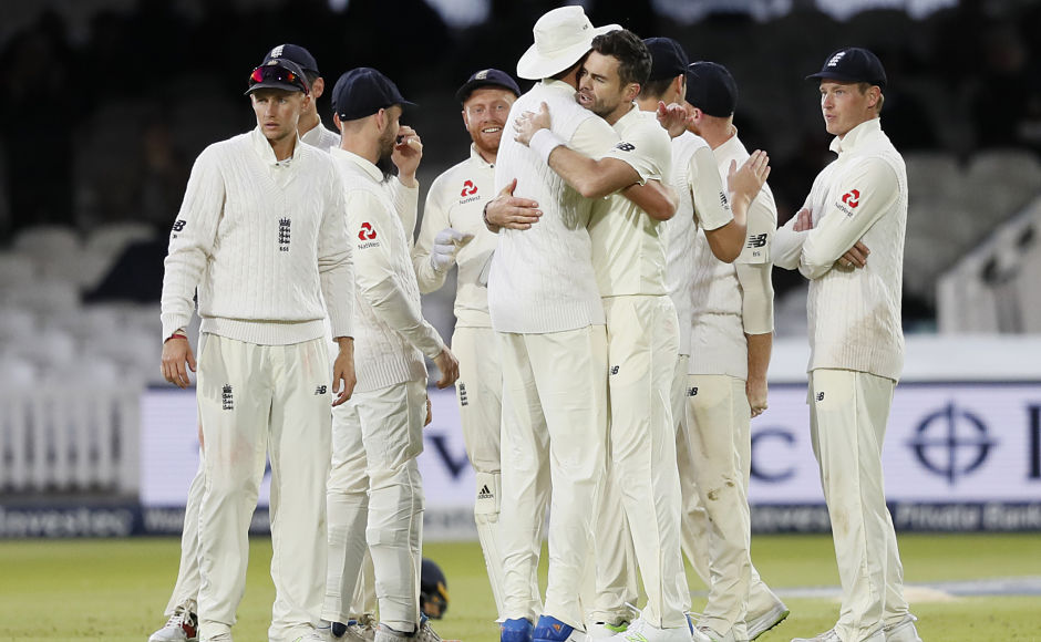 James Anderson joins 500 club as England tighten hold over 3rd Test against West Indies
