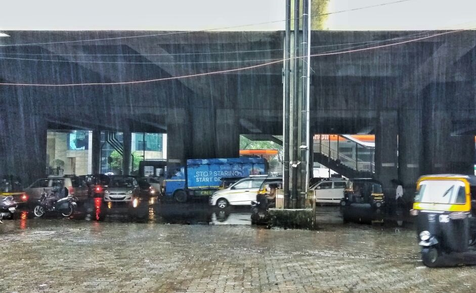 Mumbai rains throw life out of gear; schools shut, flight operations hit, local trains delayed