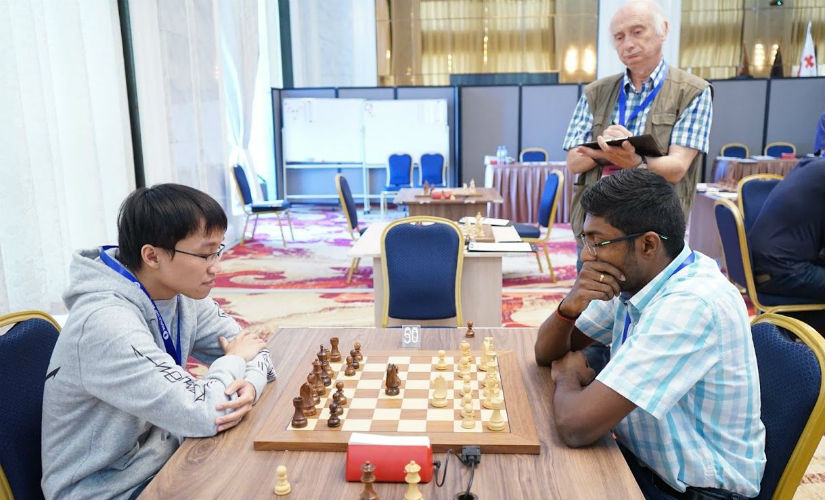 FIDE World Cup 2017 Pentala Harikrishna B Adhiban ace the tiebreakers to ease into second round