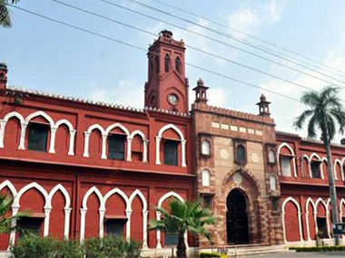 Former vicepresident of Aligarh Muslim University students union shot at seriously injured