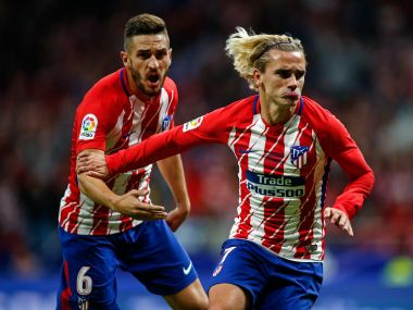 La Liga Atletico Madrid get off to a winning start at their new home Barcelona see off Getafe