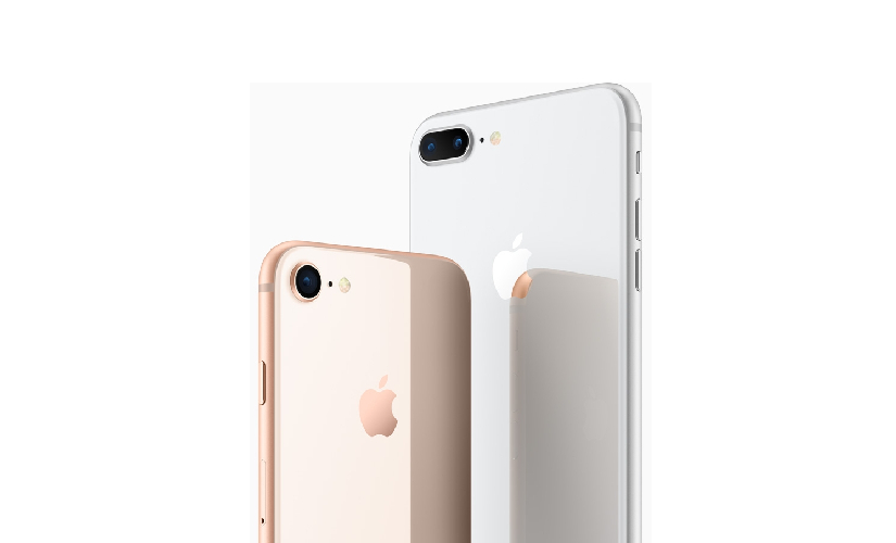 Apple iPhone 8 and iPhone 8 Plus with A11 Bionic and wireless charging, in pictures