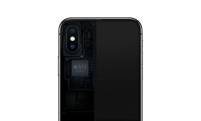 Apple iPhone X is powered by its Hexa-core A11 Bionic chipset along with a neural processing unit.