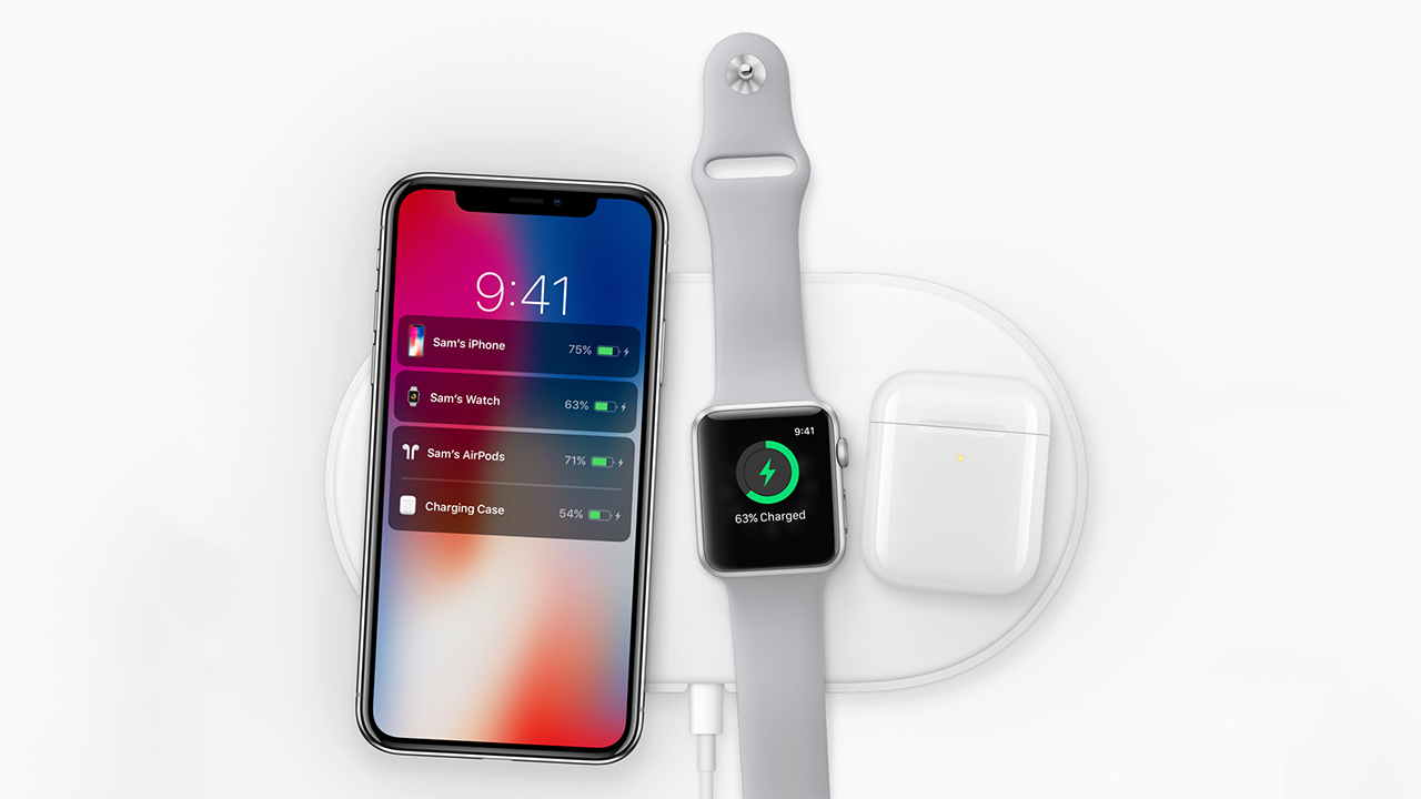 Wireless charging is the iPhone's newest feature