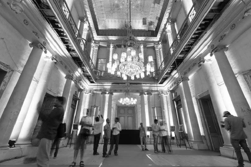 As iconic British Residency building in Hyderabad is restored a look back at its monumental history