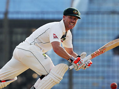 Bangladesh vs Australia: David Warner, Peter Handscomb put visitors on top in 2nd Test