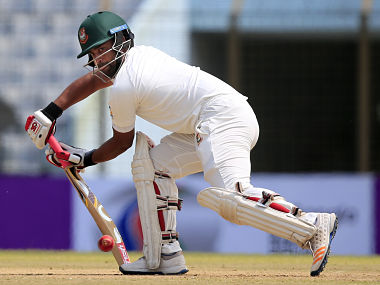Bangladesh opener Tamim Iqbal suffers thigh injury ahead of two-Test series against South Africa