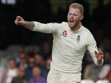 England vs West Indies: Ben Stokes grabs the limelight on James Anderson's big day