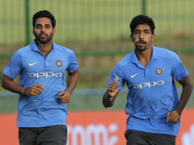 India vs Sri Lanka: Bhuvneshwar Kumar-Jasprit Bumrah new-ball pairing in ODIs ideal for balance in visitors' attack