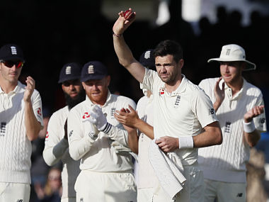 England vs West Indies: James Anderson becomes first English bowler to join 500-wicket club