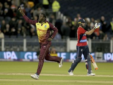 England vs West Indies: Carlos Brathwaite says his team considered abandoning game due to sodden outfield
