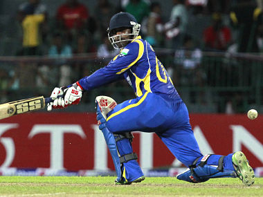 File image of Sri Lanka's Chamara Silva. Reuters