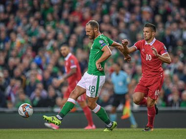 FIFA 2018 World Cup qualifiers: Ireland manager Martin O'Neill confident of qualifications, despite losing to Serbia at home