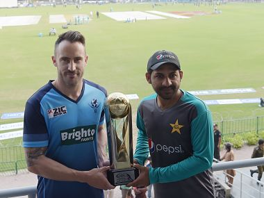 Highlights cricket result, Pakistan vs World XI, 1st T20I at Lahore: Hosts win by 20 runs