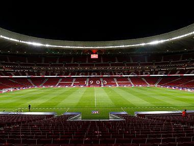 La Liga: Atletico Madrid set to play first match at newly-built Wanda Metropolitano