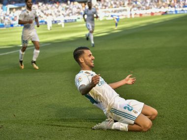 La Liga: Dani Ceballos scores twice as Real Madrid bounce back from shock Betis loss with win over Alaves