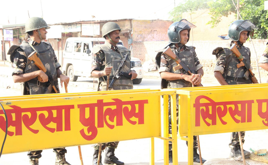 On Day 2 of Dera HQ search ops, police find tunnel connecting Ram Rahim's 'gufa' to residence of sadhvis