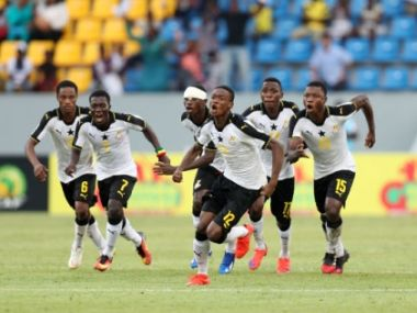 FIFA U-17 World Cup 2017: Ghana name strong 21-man squad to end 22-year trophy drought